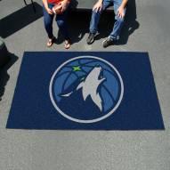 Minnesota Timberwolves Ulti-Mat Area Rug
