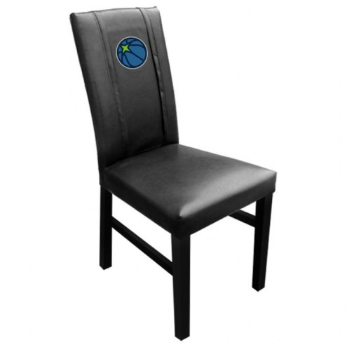 Minnesota Timberwolves XZipit Side Chair 2000 with Secondary Logo