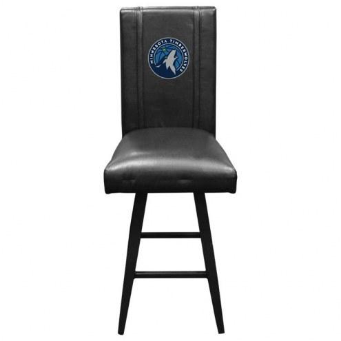 Minnesota Timberwolves XZipit Swivel Bar Stool 2000