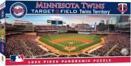 Minnesota Twins 1000 Piece Panoramic Puzzle