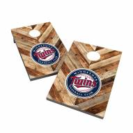 Minnesota Twins 2' x 3' Cornhole Bag Toss