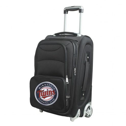 "Minnesota Twins 21"" Carry-On Luggage"