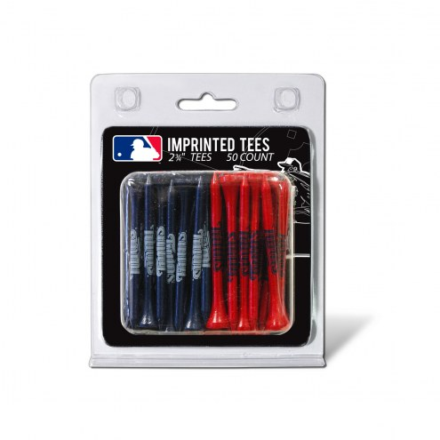 Minnesota Twins 50 Golf Tee Pack