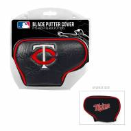 Minnesota Twins Blade Putter Headcover