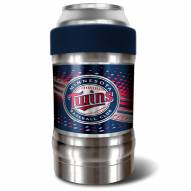 Minnesota Twins Blue 12 oz. Locker Vacuum Insulated Can Holder