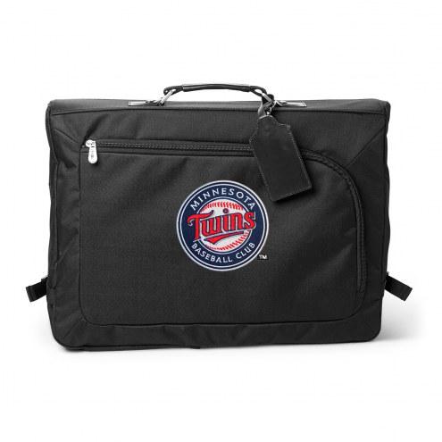 MLB Minnesota Twins Carry on Garment Bag