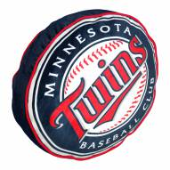 Minnesota Twins Cloud Travel Pillow