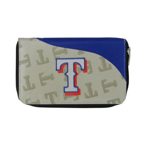 Minnesota Twins Curve Zip Wallet