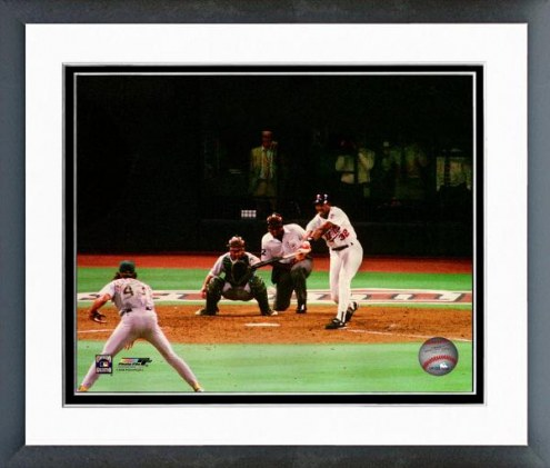 Minnesota Twins Dave Winfield 3000th Career Hit Framed Photo