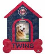 Minnesota Twins Dog Bone House Clip Frame