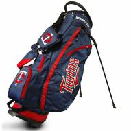 Minnesota Twins Fairway Golf Carry Bag