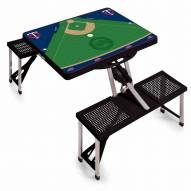 Minnesota Twins Folding Picnic Table