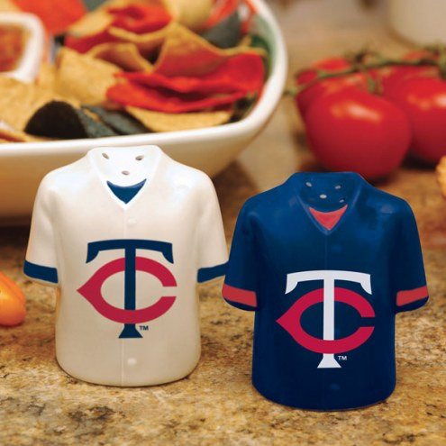 Minnesota Twins Gameday Salt and Pepper Shakers