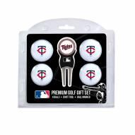Minnesota Twins Golf Ball Gift Set