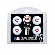 Minnesota Twins Golf Ball Gift Set