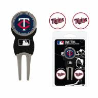 Minnesota Twins Golf Divot Tool Pack