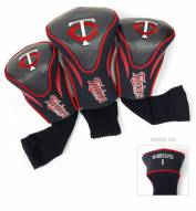 Minnesota Twins Golf Headcovers - 3 Pack