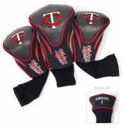 Minnesota Twins Golf Headcovers - 3 Pack