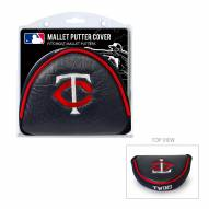 Minnesota Twins Golf Mallet Putter Cover