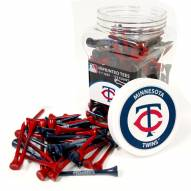 Minnesota Twins 175 Golf Tee Jar