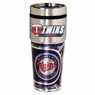 Minnesota Twins Hi-Def Travel Tumbler