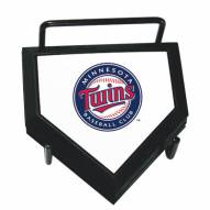 Minnesota Twins Home Plate Coaster Set
