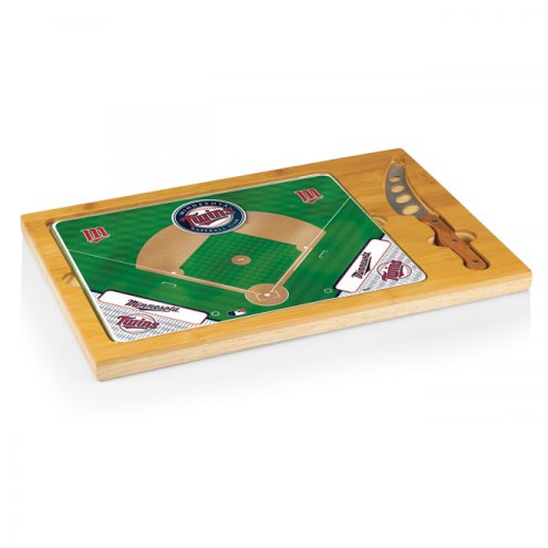 Minnesota Twins Icon Cutting Board
