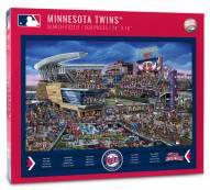 Minnesota Twins Joe Journeyman Puzzle