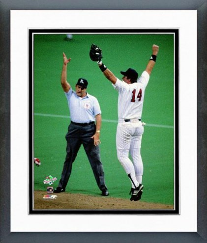 Minnesota Twins Kent Hrbek 1987 World Series Framed Photo