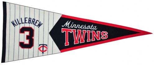 Minnesota Twins Killebrew Legends Pennant