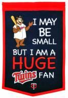 Minnesota Twins Lil Fan Traditions Banner