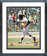 Minnesota Twins Luis Tiant Action Framed Photo