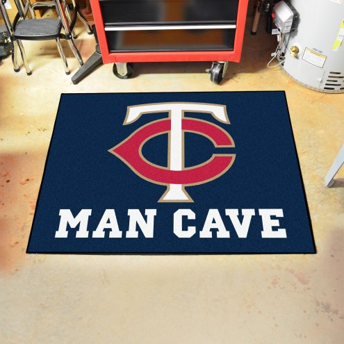 Minnesota Twins Man Cave All-Star Rug