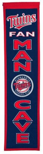 Minnesota Twins Man Cave Banner