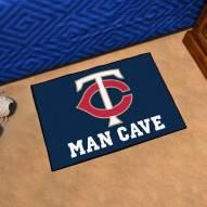 Minnesota Twins Man Cave Starter Mat