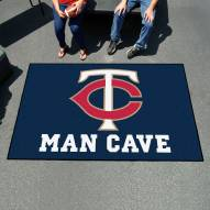 Minnesota Twins Man Cave Ulti-Mat Rug