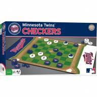 Minnesota Twins Checkers