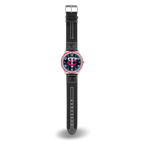 Minnesota Twins Men's Gambit Watch