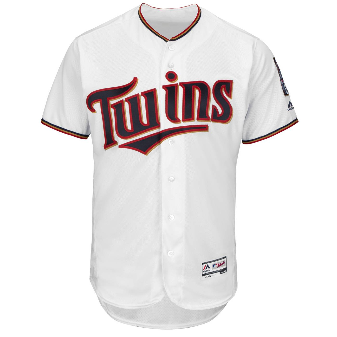 27ccd0124d7 Minnesota Twins Miguel Sano Authentic Home Baseball Jersey. Click To Zoom  View Full Screen View Full Screen. prev