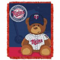 Minnesota Twins MLB Baby Blanket