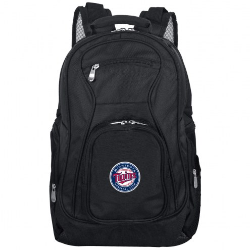 Minnesota Twins Laptop Travel Backpack