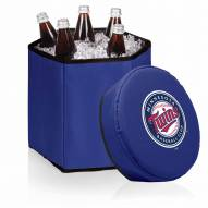 Minnesota Twins Navy Bongo Cooler