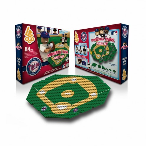 Minnesota Twins OYO MLB Infield Set