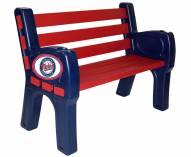 Minnesota Twins Park Bench