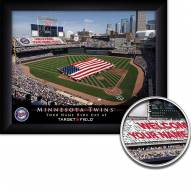 Minnesota Twins 11 x 14 Personalized Framed Stadium Print
