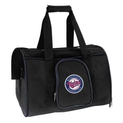 Minnesota Twins Premium Pet Carrier Bag