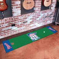 Minnesota Twins Golf Putting Green Mat