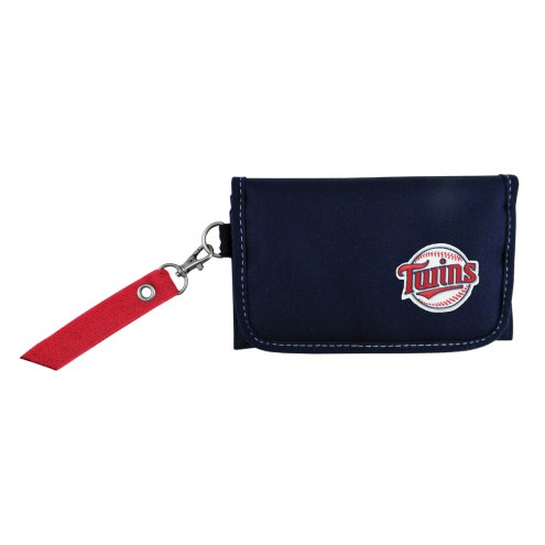 Minnesota Twins Ribbon Organizer Wallet