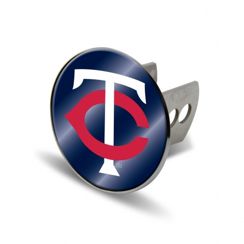 Minnesota Twins Laser Hitch Cover