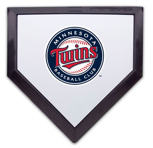 Minnesota Twins Schutt MLB Authentic Home Plate